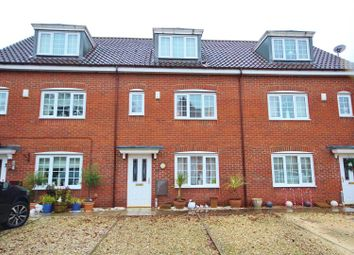 Thumbnail 4 bed town house for sale in Oakfield Lane, Hemingbrough, Selby