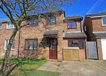 Thumbnail 4 bed semi-detached house for sale in Ditchbury, Lymington, Hampshire