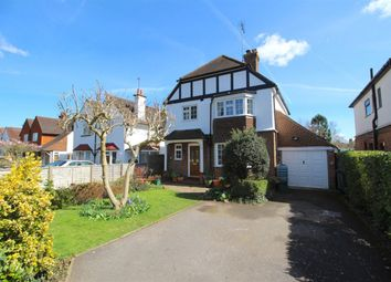 Thumbnail 4 bed detached house for sale in Woking Road, Guildford