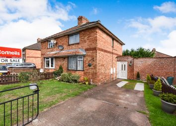 Thumbnail 2 bed semi-detached house for sale in Outer Circle, Taunton