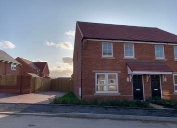 Thumbnail 3 bed terraced house for sale in Mulberry Gardens, Shuttle Street, Whitchurch