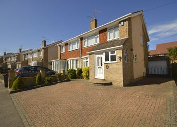 3 bed semi-detached house for sale in Charlbury Close, Maidstone, Kent ME16