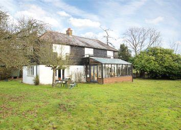 Thumbnail 3 bed detached house for sale in Noke Lane, St. Albans, Hertfordshire
