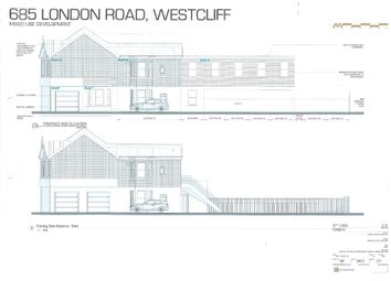 Thumbnail Property for sale in 685 London Road, Westcliff On Sea, Essex