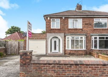 Thumbnail 3 bed semi-detached house for sale in Albert Road, Fairfield, Stockton-On-Tees