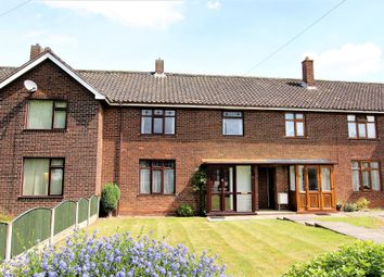 Thumbnail 3 bed terraced house for sale in Ashby Road, Bretby, Burton-On-Trent