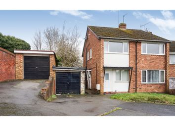 Thumbnail 2 bed maisonette for sale in Patshull Close, Birmingham