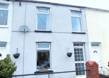 Thumbnail 2 bed terraced house for sale in Wyndham Street, Machen, Caerphilly