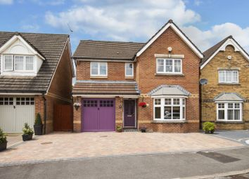 Thumbnail 4 bed detached house for sale in Daffodil Lane, Rogerstone, Newport