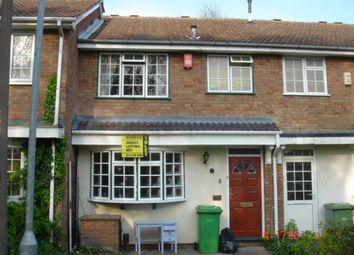 Thumbnail 2 bed terraced house to rent in Saxon Green, Lenton, Nottingham