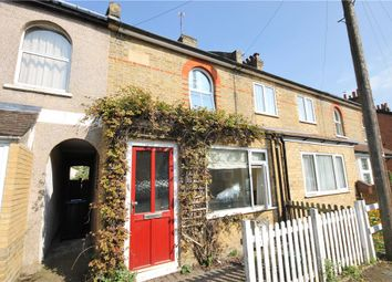 Thumbnail 2 bed terraced house for sale in Alexandra Road, Englefield Green, Surrey