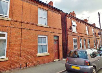 Thumbnail 2 bed end terrace house for sale in Cobden Road, Wrexham