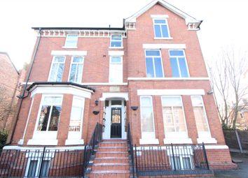 Thumbnail 1 bed flat to rent in 12 Whitelow Road, Chorlton Cum Hardy