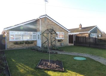 Thumbnail 3 bed detached bungalow for sale in St. Johns Way, Feltwell, Thetford