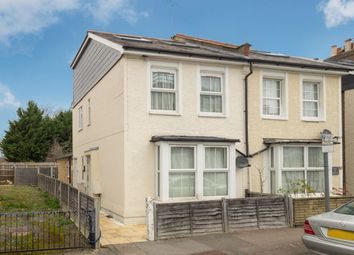 Thumbnail 2 bed flat for sale in Haddon Road, Sutton