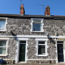 Thumbnail Property for sale in Gwendoline Street, Splott, Cardiff