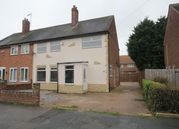 Thumbnail 4 bedroom semi-detached house to rent in Annandale Road, Hull