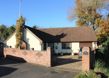 Thumbnail 2 bed detached bungalow for sale in Epsom Road, Bilton, Rugby
