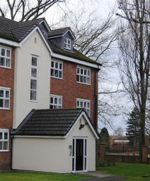 Thumbnail 2 bed flat for sale in Hall Lane, Baguley, Baguley