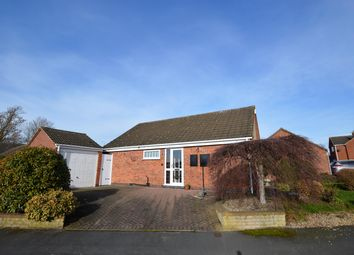 Thumbnail 2 bedroom bungalow for sale in Bransdale Road, Wigston