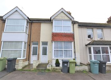 Thumbnail 2 bedroom terraced house to rent in North Road, Bexhill-On-Sea