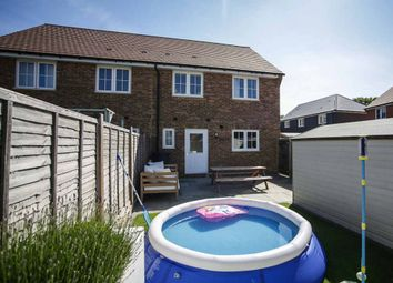 Thumbnail 2 bed semi-detached house for sale in Nuthatch Drive, Ashford