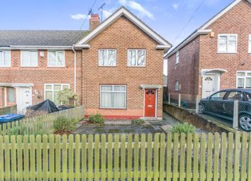 Thumbnail 2 bedroom end terrace house for sale in Dufton Road, Quinton, Birmingham