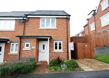 Thumbnail 2 bed property to rent in Outlands Drive, Hinckley