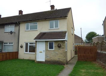 Thumbnail 3 bed end terrace house to rent in Western Avenue, Bulwark, Chepstow