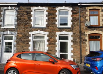 Thumbnail 3 bed terraced house for sale in Weston Terrace, Ynyshir