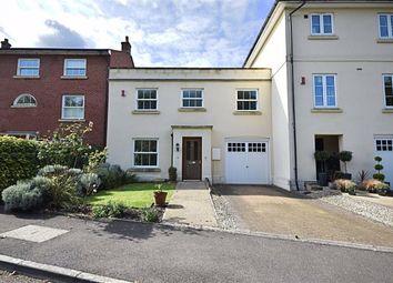 Thumbnail 4 bed town house for sale in John Moore Gardens, Cheltenham, Gloucestershire