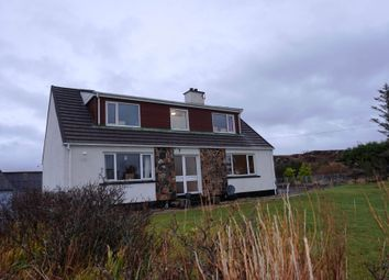 Thumbnail 4 bed detached house for sale in Laxay, Isle Of Lewis