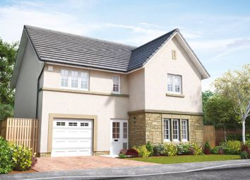 "Thumbnail 4 bed detached house for sale in ""The Barrie"" at Wilkieston Road, Ratho, Newbridge"