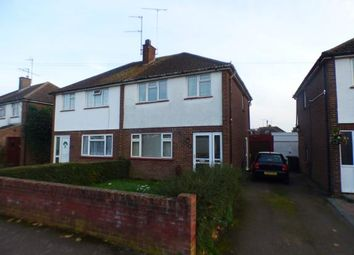 Thumbnail 3 bed semi-detached house for sale in Hockliffe Road, Leighton Buzzard, Bedford, Bedfordshire