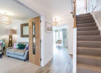 "Thumbnail 5 bedroom detached house for sale in ""The Crichton"" at Liberton Gardens, Liberton, Edinburgh"
