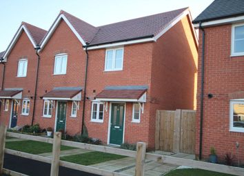 Thumbnail 2 bed terraced house to rent in Swift Crescent, Deal