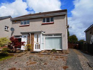 Thumbnail 2 bed detached house to rent in Mochrum Drive, Crossford, Dunfermline