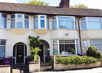 Thumbnail 3 bed terraced house for sale in Doric Road, Stoneycroft, Liverpool