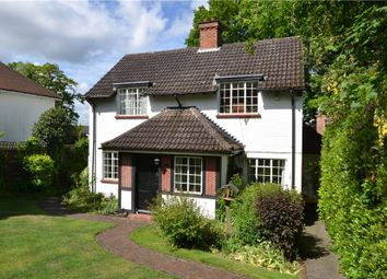 Thumbnail 3 bedroom detached house for sale in The Avenue, Camberley, Surrey
