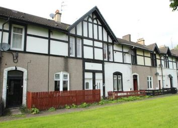 Thumbnail 1 bed maisonette for sale in Harland Cottages, Scotstoun, Glasgow