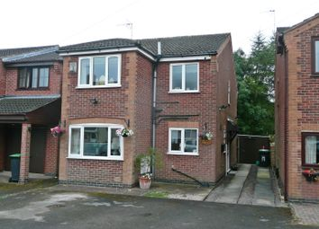 Thumbnail 3 bed detached house for sale in Alfreton Road, Selston