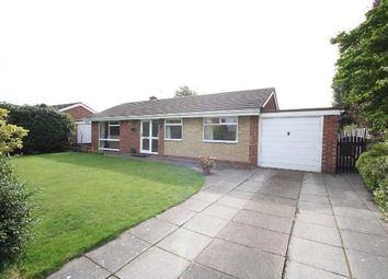 Thumbnail 3 bed detached bungalow for sale in Deansgate Lane North, Freshfield, Liverpool