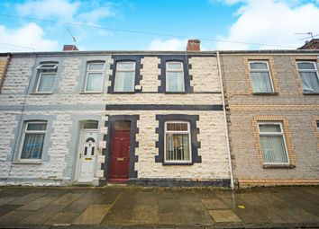 Thumbnail 2 bed terraced house for sale in Daniel Street, Barry