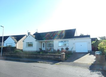 Thumbnail 3 bed detached bungalow for sale in Moorlands Drive, Stainburn, Workington, Cumbria