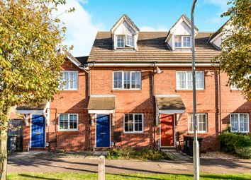 Thumbnail 3 bed terraced house for sale in Goodman Road, Elstow, Bedford