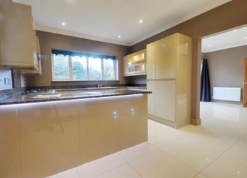 Thumbnail 4 bedroom detached house to rent in Hillside Crescent, Northwood