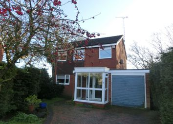 Thumbnail 3 bed detached house for sale in Longleat Drive, Cheswick Green, Solihull