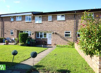 Thumbnail 3 bed terraced house for sale in Brampton Close, Cheshunt, Waltham Cross