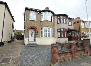 Thumbnail 3 bed semi-detached house for sale in Bruce Avenue, Hornchurch