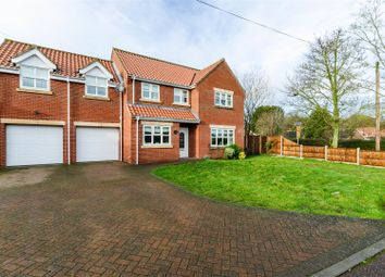 Thumbnail 5 bed detached house for sale in Meadow View, Hockering, Dereham